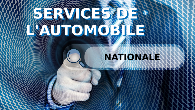 Convention collective nationale des services de l'automobile (03-2019)