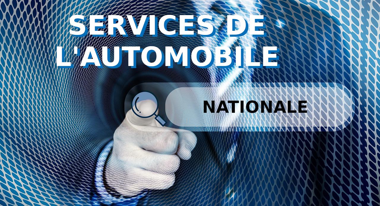 Convention collective nationale des services de l'automobile (03-2019)