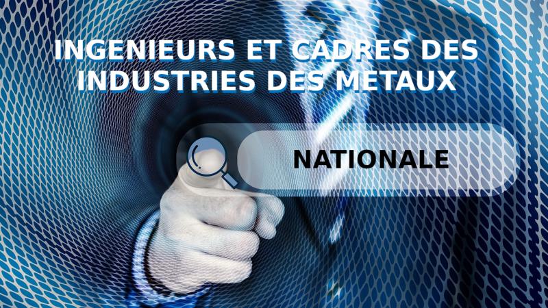 Signature des minimas conventionnel Ingénieur et cadre 2020 de la métallurgie +1,3%