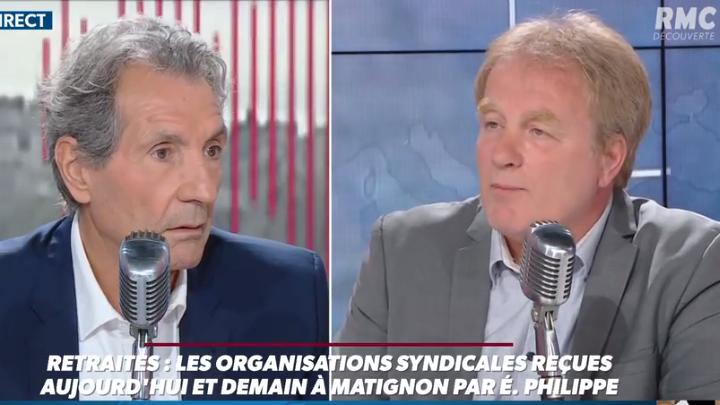 REFORME DES RETRAITES – L'interview du 05/09/2019 de François HOMMERIL.