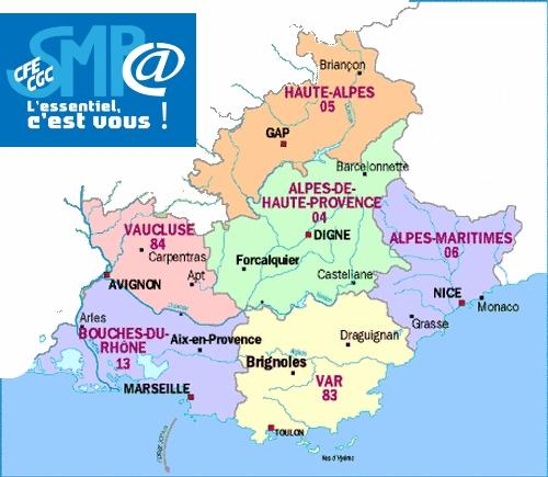 Région Paca : Déclaration paritaire dans la filière de la métallurgie.