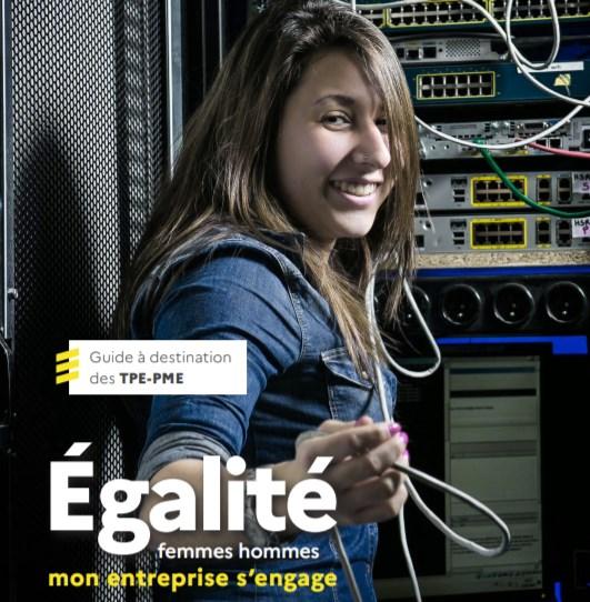 Egalité Professionnelle F/H : guide pour les entreprises